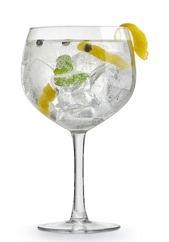 van Well Cocktailglas »Gin Tonic«, (Set, 4 tlg.), 650 ml, im Geschenkkarton, 4-teilig kaufen