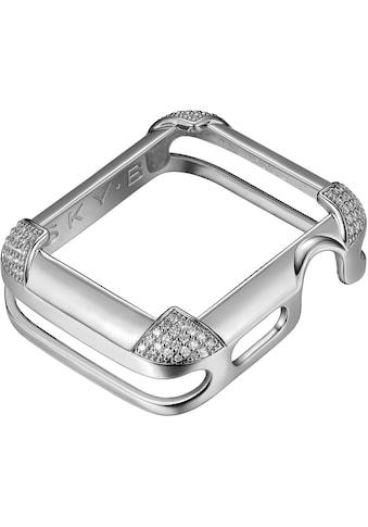 SKY•B Smartwatch-Hülle »PAVÉ CORNERS, W002S38, 38 mm«, Watch kaufen