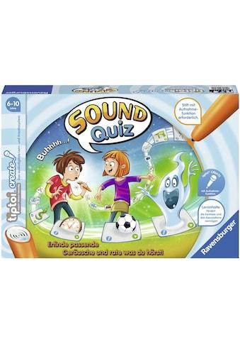 Ravensburger Spiel »tiptoi® CREATE, Sound-Quiz«, Made in Europe kaufen
