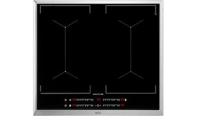 AEG Induktions-Kochfeld »IKE6445AXB«, IKE6445AXB, Bridge-Funktion kaufen