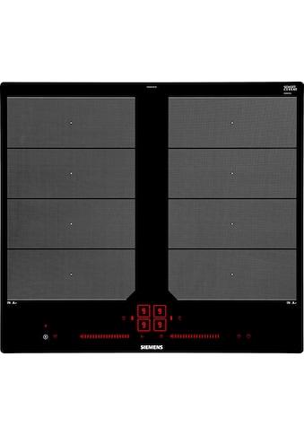 SIEMENS Flex-Induktions-Kochfeld von SCHOTT CERAN®, EX601LXC1E, mit powerMove Plus kaufen