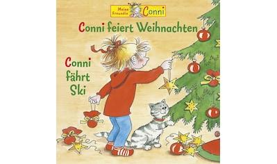 Musik-CD »06: WEIHNACHTEN/FAEHRT SKI / MEINE FREUNDIN CONNI« kaufen