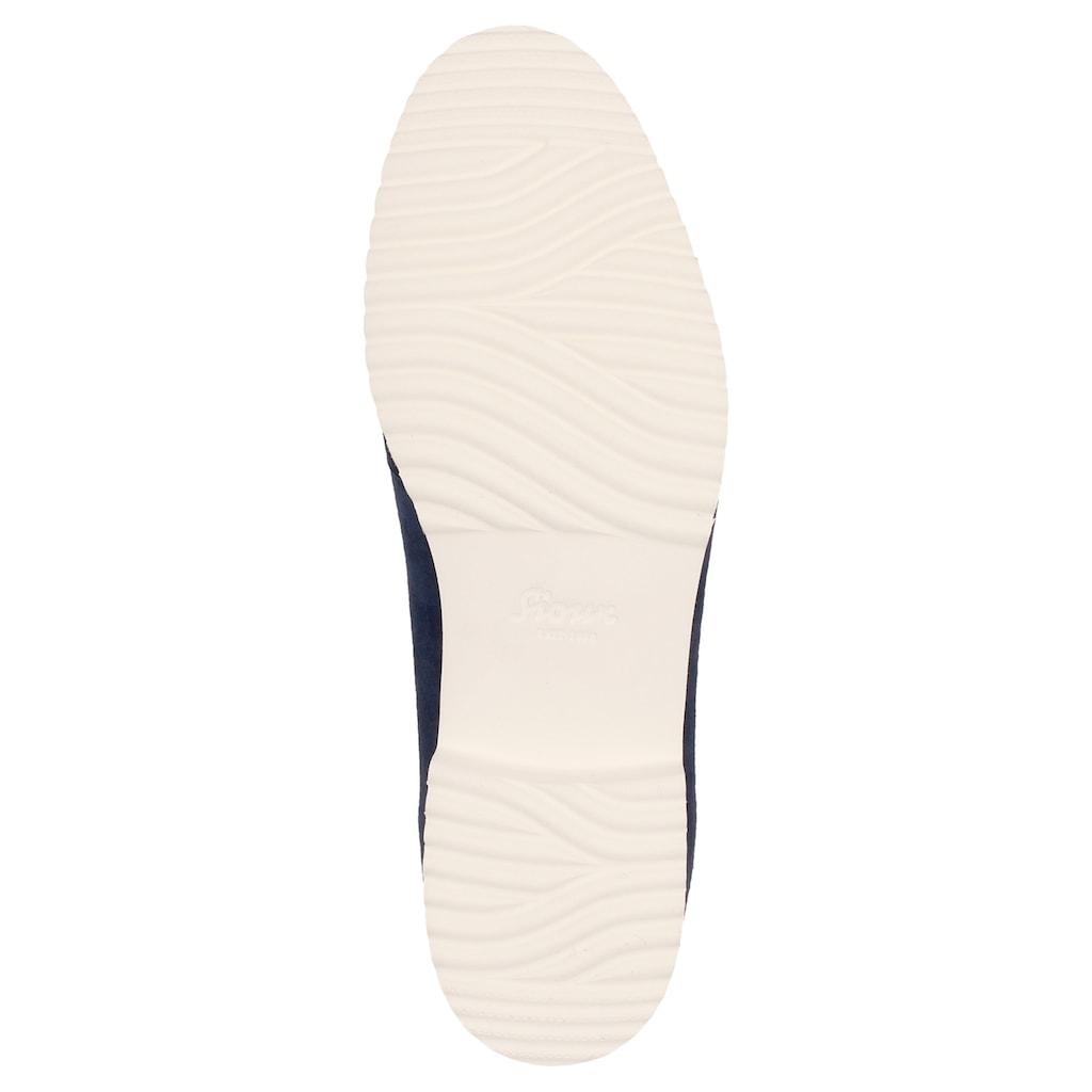 SIOUX Slipper »Meredith-728-H«