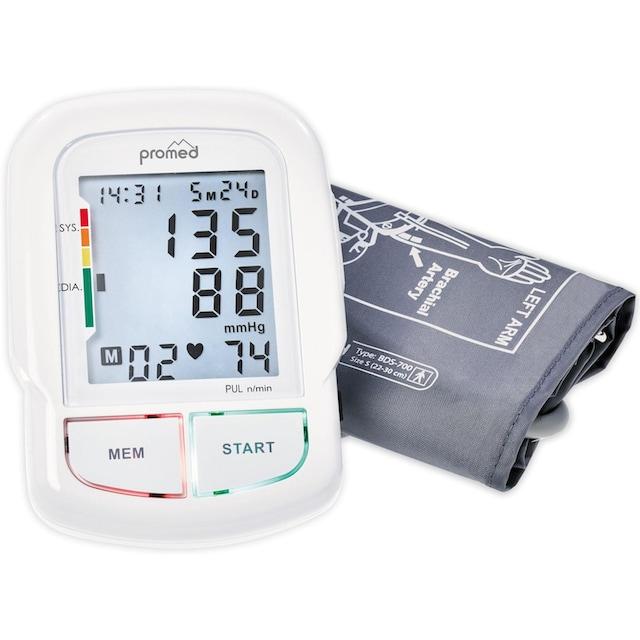 promed Oberarm-Blutdruckmessgerät BDS-700