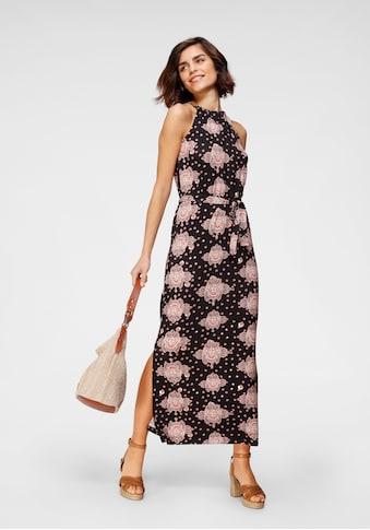 Tamaris Neckholderkleid, mit Alloverprint kaufen