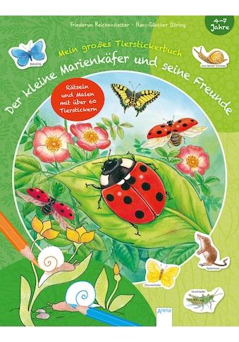Buch Der kleine Marienkäfer und seine Freunde / Friederun Reichenstetter, Corina Beurenmeister, Hans - Günther Döring kaufen