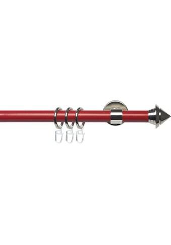 Liedeco Gardinenstange »CELEBATLA01SG«, 1 läufig-läufig, Fixmaß, 1-läufig im Fixmaß Ø 20 mm kaufen