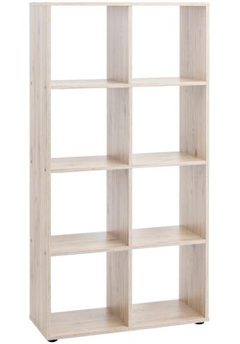 Raumteiler / Regal »mit 8 Fächern«,Maße 70x29x143 cm kaufen