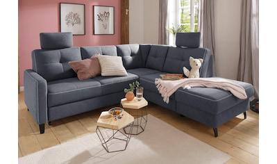 Home affaire Ecksofa »Antonio« kaufen