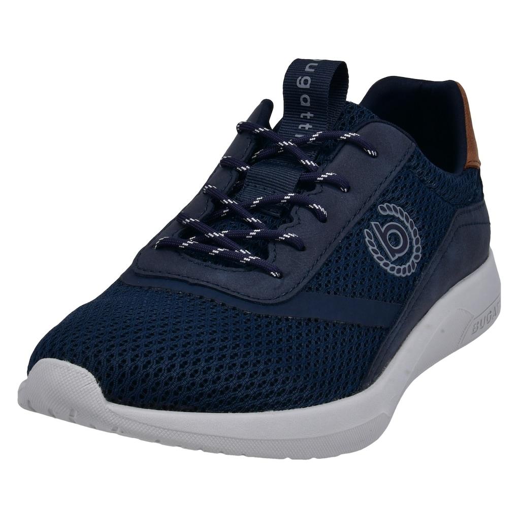 bugatti Sneaker »Flame«, mit gepolsterte Innensohle