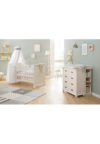 Lüttenhütt Baby Babymöbel-Set »Aimo«, (Spar-Set, 2 St.), aus Massivholz; FSC®-Holz aus... kaufen