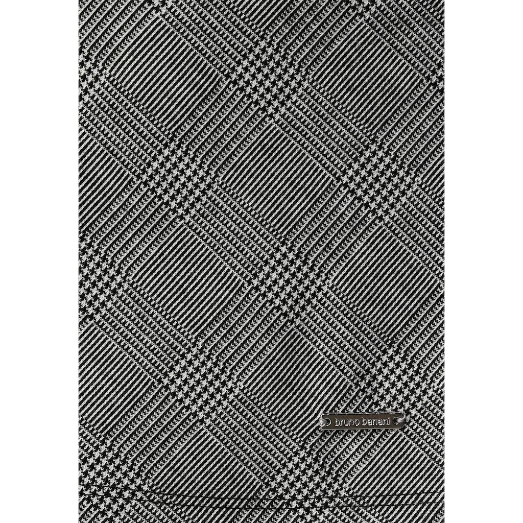 Bruno Banani A-Linien-Kleid, mit Puffärmeln