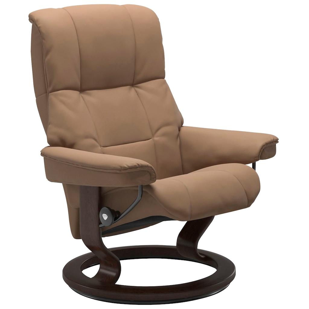 Stressless® Relaxsessel »Mayfair«, mit Classic Base, Größe S, M & L, Gestell Braun