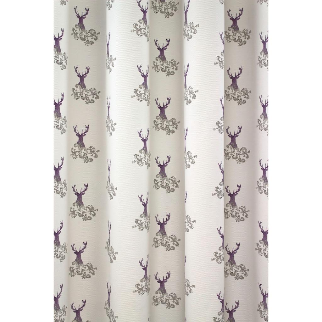VHG Vorhang »Oisin«, Bleistiftband