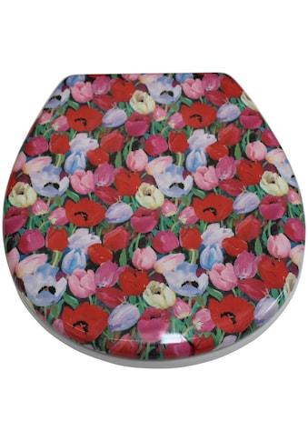 ADOB WC-Sitz »Tulpe«, sehr stabil, universal passend kaufen