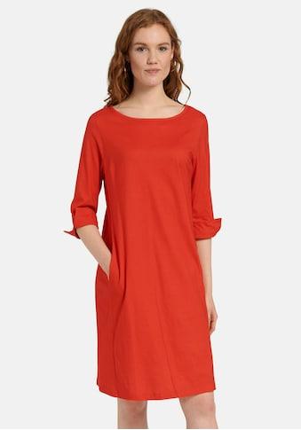 Green Cotton Abendkleid »Jersey-Kleid mit 3/4-Arm« kaufen