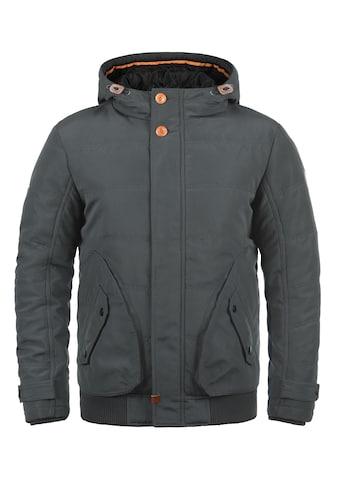 Blend Kurzjacke »Polyus«, warme Jacke mit Kapuze kaufen