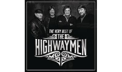 Musik-CD »The Very Best Of / Highwaymen,The« kaufen