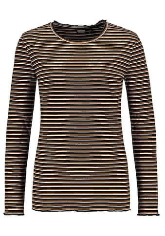Eight2Nine Langarmshirt, gestreift kaufen