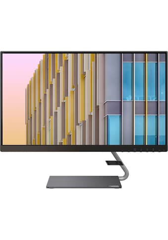 "Lenovo LED-Monitor »Q24h-10 (D20238QL0)«, 61 cm/24 "", 2560 x 1440 px, WQHD, 6 ms... kaufen"