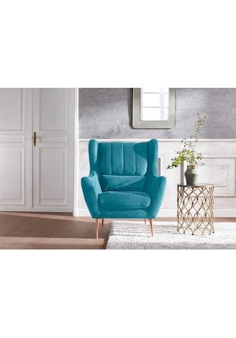 Guido Maria Kretschmer Home&Living Loungesessel »La Rochelle« kaufen