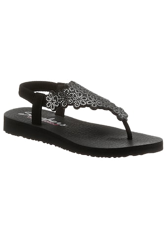 Skechers Sandale, in funkelnder Optik kaufen