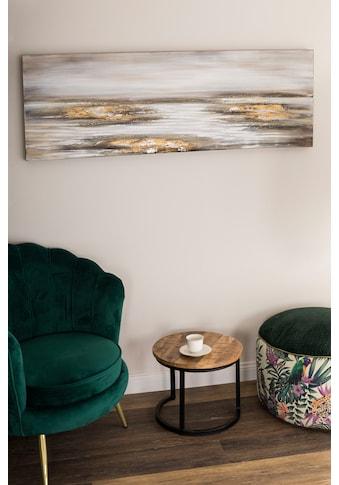 Home affaire Ölbild »Sea«, Maße (B/T/H): 150/3,8/50 cm kaufen