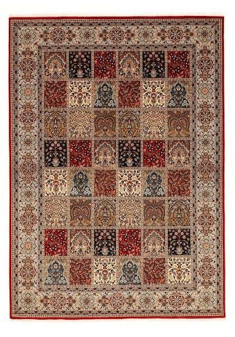 Orientteppich, »Amravati«, OCI DIE TEPPICHMARKE, rechteckig, Höhe 4 mm, manuell geknüpft kaufen