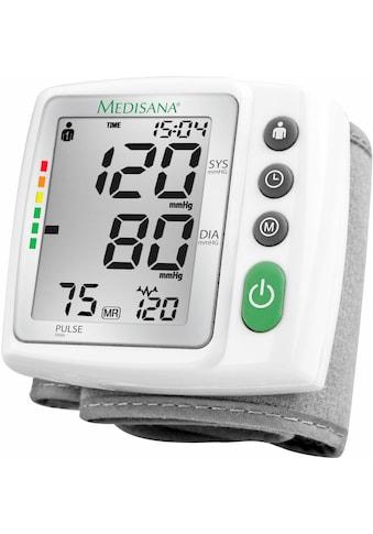 Medisana Handgelenk - Blutdruckmessgerät BW 315 kaufen