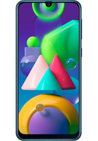 "Samsung Smartphone »Galaxy M21«, (16,21 cm/6,4 "", 64 GB, 48 MP Kamera) kaufen"