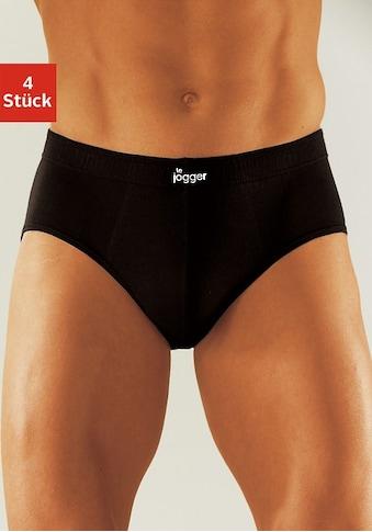le jogger® Slip, (4 St.), aus angenehm weicher Baumwoll-Qualität kaufen