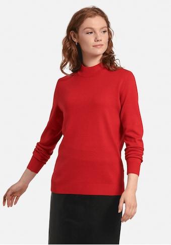 Peter Hahn Strickpullover »Pullover aus Schurwolle Pure Tasmanian Wool«, mit Stehkragen kaufen
