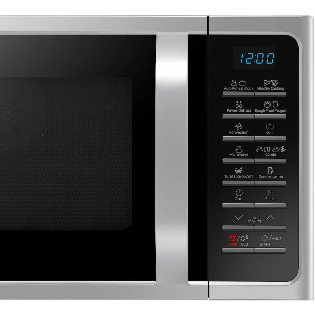 Samsung Mikrowelle »MW5000 MC28H5015CS/EG«, Grill und Heißluft, 900 W