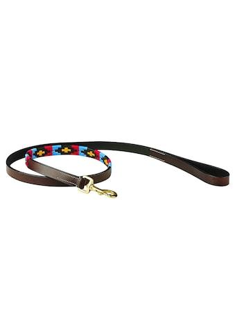 WeatherBeeta Hundeleine »Polo Leder« kaufen