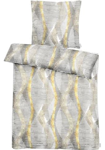 APELT Bettwäsche »Mika«, mit grafischem Muster kaufen