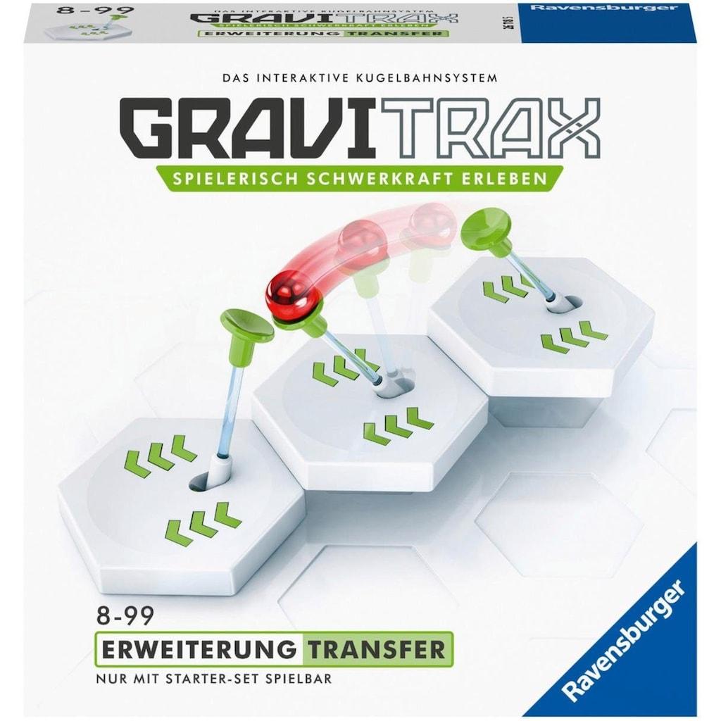 Ravensburger Kugelbahn »GraviTrax® Transfer«, Made in Europe, FSC® - schützt Wald - weltweit