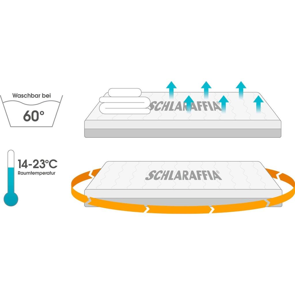 Schlaraffia Taschenfederkernmatratze »GELTEX® Quantum Touch 260 TFK«, 26 cm cm hoch, (1 St.), 90 Nächte Probeschlafen!*