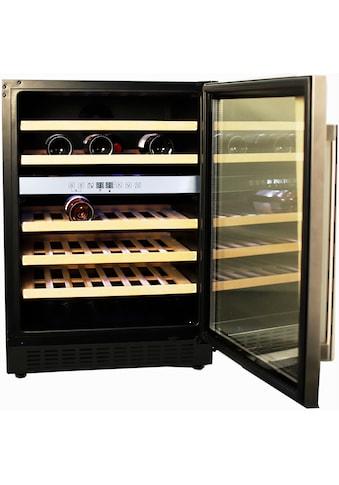 Hanseatic Weinkühlschrank »HWC46GCIA«, für 46 Standardflaschen á 075l kaufen