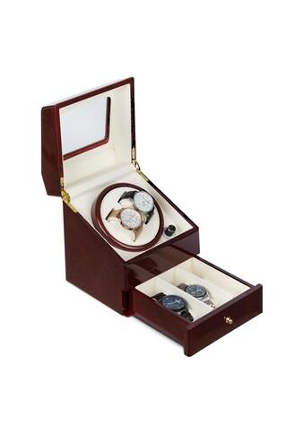 Klarstein Uhrenbeweger 2 Uhren 4 Modi Schubfach kaufen