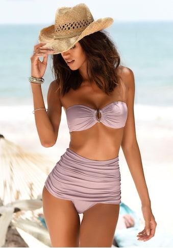LASCANA Highwaist-Bikini-Hose kaufen
