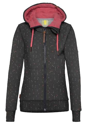 Alife & Kickin Sweatshirt »YasminAK«, bedruckter Hoodie mit Kontrast-Details kaufen