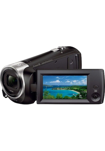 Sony Camcorder »HDR-CX405«, Full HD, 30x opt. Zoom, Leistungsfähiger BIONZ X... kaufen