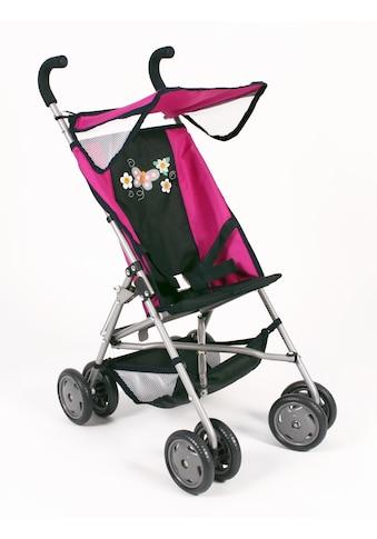 """CHIC2000 Puppenbuggy """"Vita, Navy  -  pink"""" kaufen"""