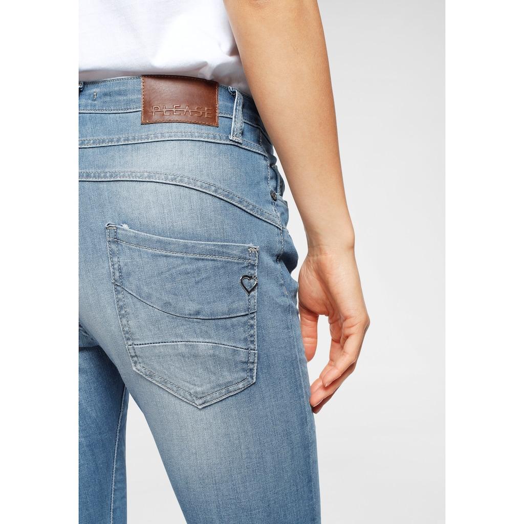 Please Jeans Boyfriend-Jeans »P78A«, Original Boyfriend-Cut