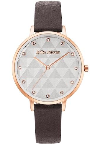 Julie Julsen Quarzuhr »PILLOW ROSÉ MOCCA, JJW1252RGL-13« kaufen