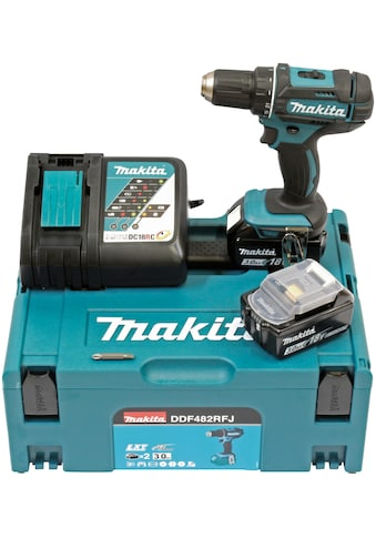 Makita Akku-Bohrschrauber »DDF482RFJ«, inkl. 2 Akkus kaufen