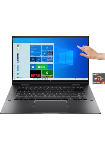 """HP Convertible Notebook »ENVY x360 Convert 15-eu0257ng«, (39,6 cm/15,6 """" AMD Ryzen 5... kaufen"""