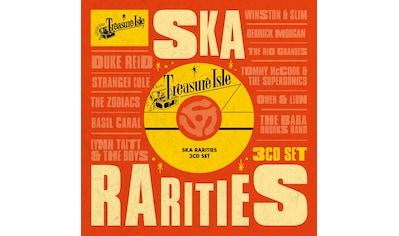 Musik-CD »Treasure Isle Ska Rarities / Various« kaufen