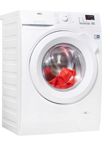 AEG Waschmaschine »L6FBA484«, L6FBA484, ProSense - Intelligente Beladungserkennung kaufen