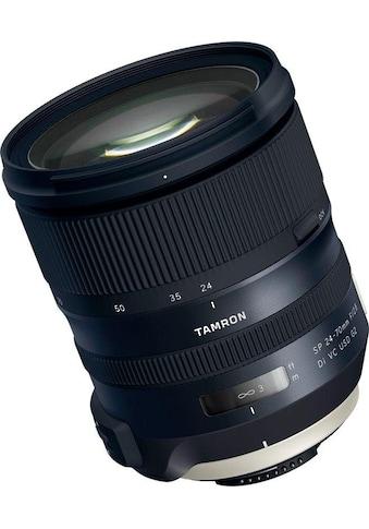 Tamron »SP 24 - 70mm F/2.8 Di VC USD G2« Objektiv kaufen